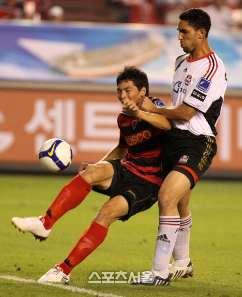 2009 FIFA Korea Football Tournament Cup into FC Seoul - POHANG Steelers