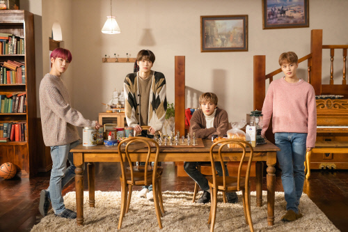 'STATION X 4 LOVEs for Winter' 두 번째 곡 NCT U \'Coming Home\' 티저 이미지